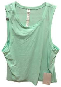Lululemon Top electric green