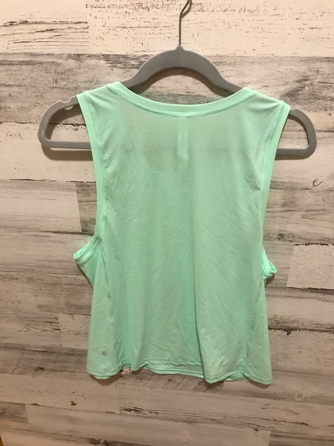 Lululemon Top electric green Image 1