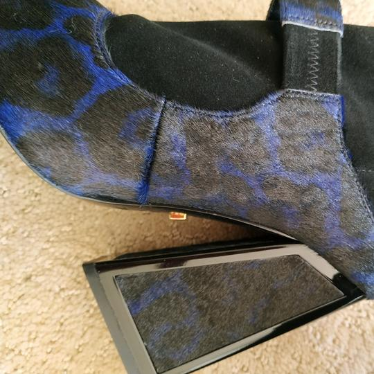 Kat Maconie Dress Pump Sexy Party Cocktail Party Blue Formal Image 4