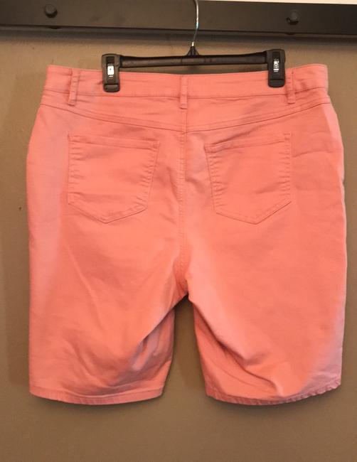 d. jeans Dress Shorts coral Image 1