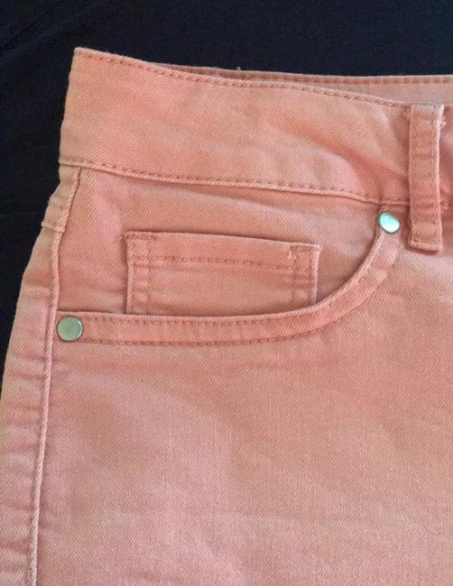 d. jeans Dress Shorts coral Image 4