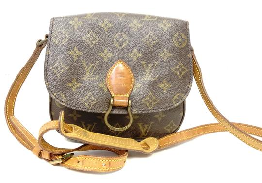 Preload https://img-static.tradesy.com/item/25915217/louis-vuitton-leather-saint-cloud-shoulder-handbag-brown-monogram-cross-body-bag-0-0-540-540.jpg