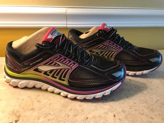 Brooks black and Nen multicolor Athletic Image 6