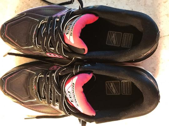 Brooks black and Nen multicolor Athletic Image 9