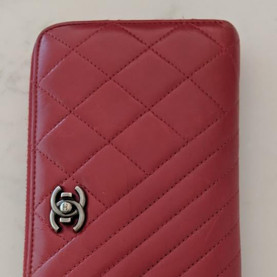 Chanel Gusset zip wallet Image 0