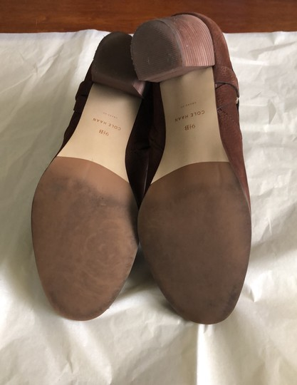 Cole Haan Camel/Brown Boots Image 4