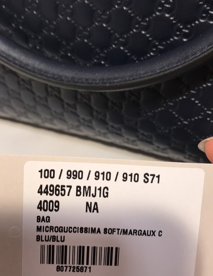 Gucci Tote in navy Image 12
