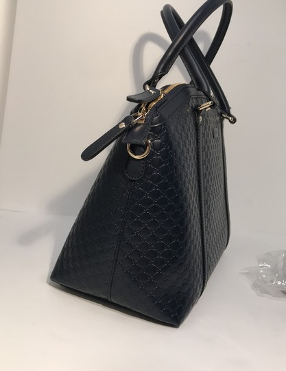 Gucci Tote in navy Image 3