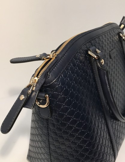 Gucci Tote in navy Image 5
