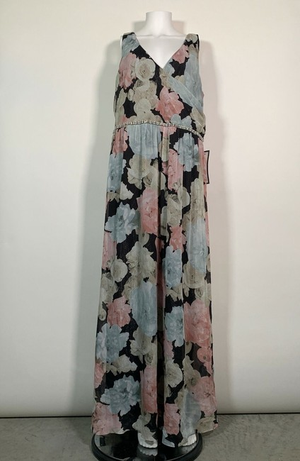 Multicolor Maxi Dress by SLNY Image 1