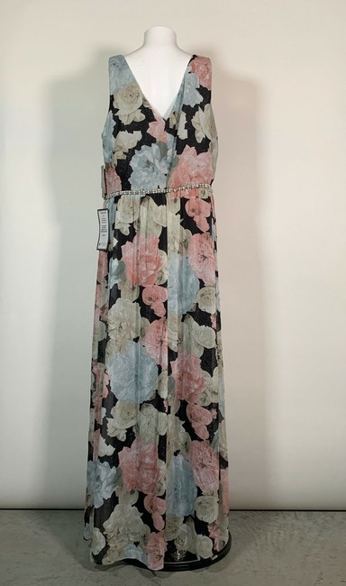 Multicolor Maxi Dress by SLNY Image 2