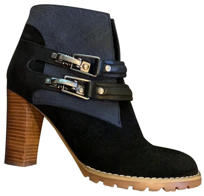 Item - Navy Blue See By Ankle Boots/Booties Size US 6 Regular (M, B)