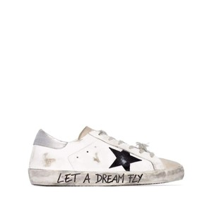 Golden Goose Deluxe Brand Sneakers G35ws590q27 White Athletic