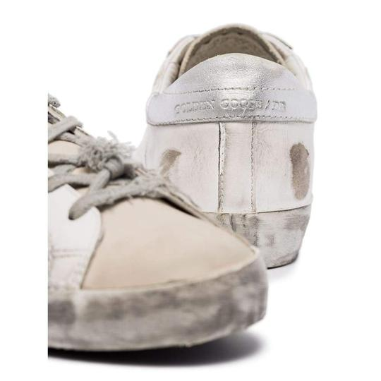 Golden Goose Deluxe Brand Sneakers G35ws590q27 White Athletic Image 1