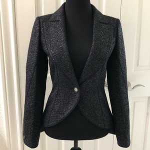Chanel Tweed Classic Wool Blazer