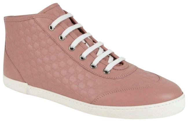 Item - Soft Pink ssima Leather Hi-top 40.5 G/Us 391499 5806 Sneakers Size US 11 Regular (M, B)