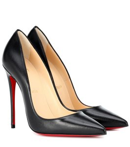 Christian Louboutin black with tag Pumps