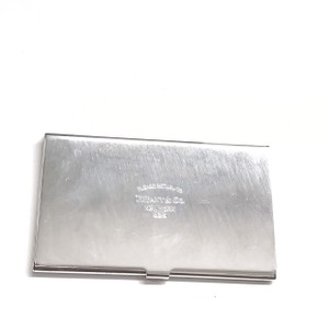 Tiffany & Co. GREAT CONDITION!! Tiffany & Co. Return to Tiffany Business Card Holder