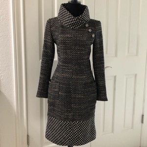 Chanel Wool Tweed Dress