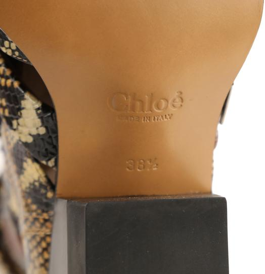 Chloé Brown Boots Image 10