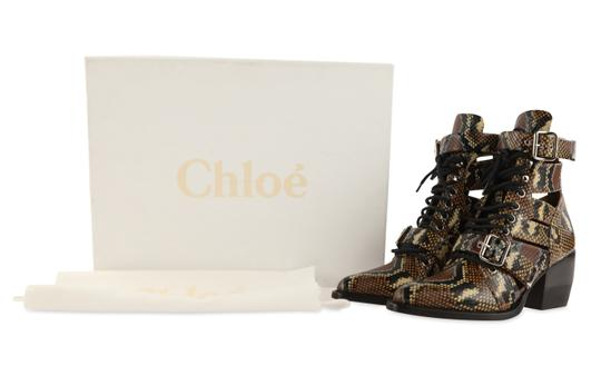 Chloé Brown Boots Image 11