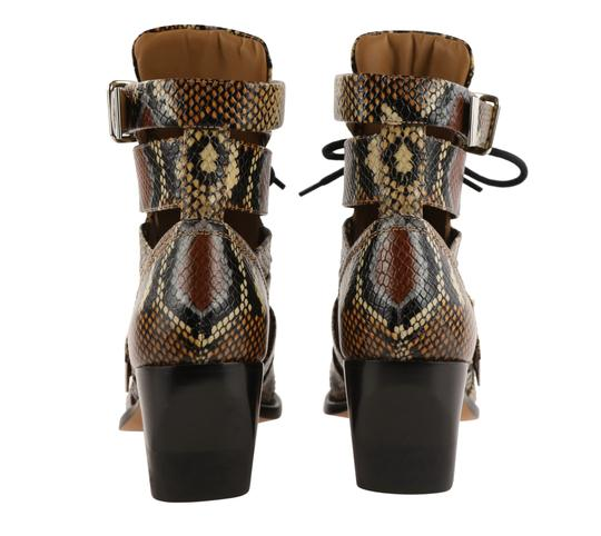 Chloé Brown Boots Image 3