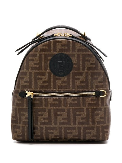 Preload https://img-static.tradesy.com/item/25915993/fendi-ff-logo-mini-backpack-0-0-540-540.jpg