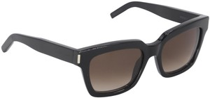Saint Laurent Bold 1 Acetate Rectangular Frame Sunglasses 804HA