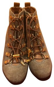 Tory Burch beige/brown Boots