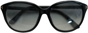 Tom Ford Tom Ford Karmen TF329 018 Sunglasses black gradient gray lens