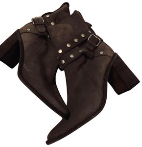 See by Chloé gray Boots