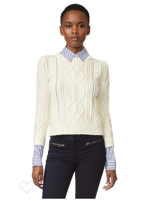 Preload https://img-static.tradesy.com/item/25916750/veronica-beard-surrey-cream-sweater-0-0-650-650.jpg