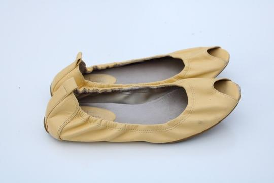Cole Haan light yellow Flats Image 1