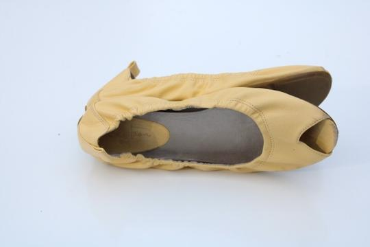 Cole Haan light yellow Flats Image 2