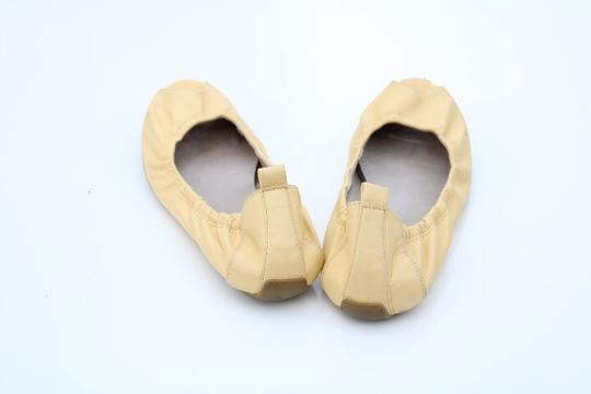 Cole Haan light yellow Flats Image 4