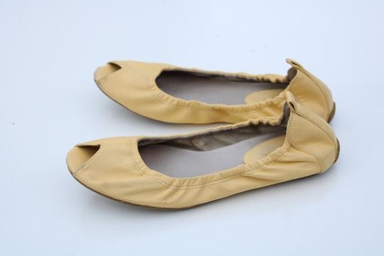 Cole Haan light yellow Flats Image 8