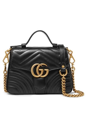 Preload https://img-static.tradesy.com/item/25917293/gucci-shoulder-top-handle-marmont-gg-mini-quilted-leather-black-cross-body-bag-0-0-540-540.jpg