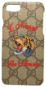 Gucci Gucci iphone 7/8 case cover with tiger head
