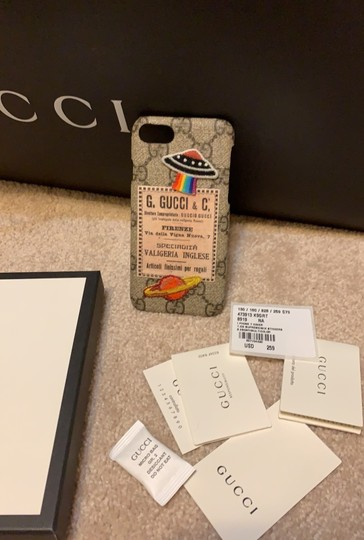Gucci Gucci vintage spaceship iphone 7 case cover Image 6