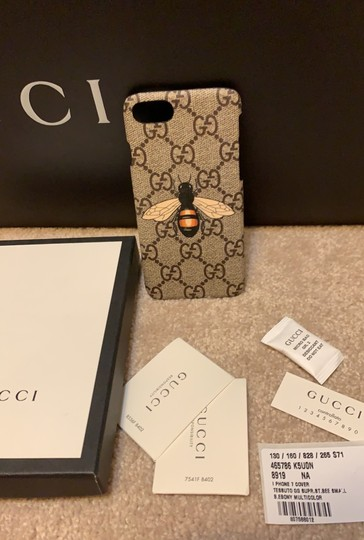 Gucci Gucci gg bee iphone 7 case cover Image 6