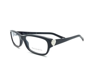 Tiffany & Co. TF2065-B 8001 Black Eyeglasses RX Frarmes 54mm Italy