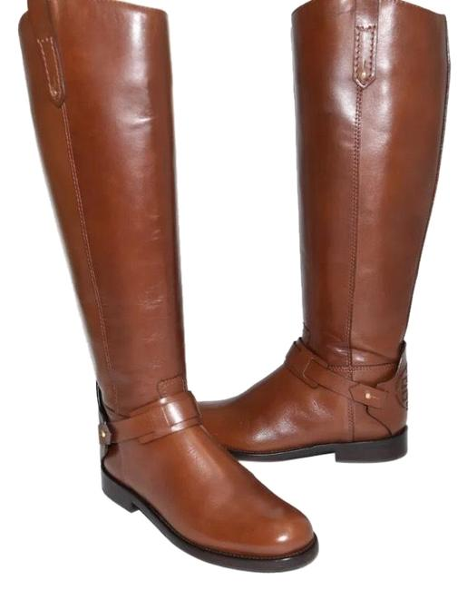 Item - Derby Brown Riding Boots/Booties Size US 5 Regular (M, B)