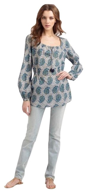 Preload https://img-static.tradesy.com/item/25918991/tory-burch-evelina-cotton-voile-blouse-size-4-s-0-1-650-650.jpg