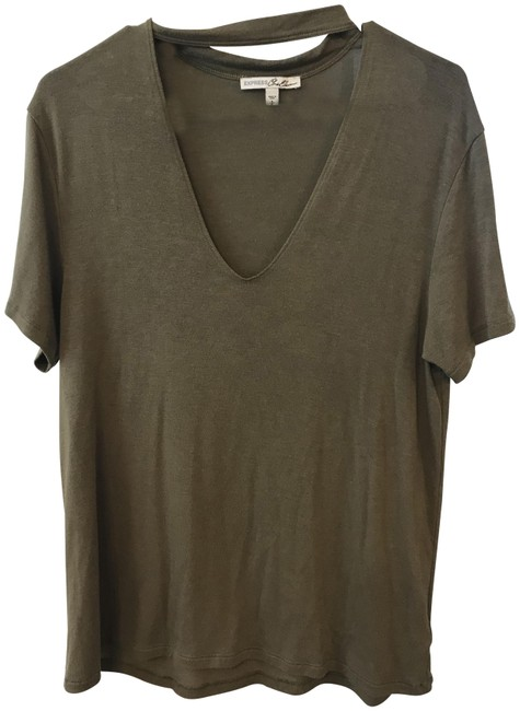 Item - Olive Green Eleven In Small In Tee Shirt Size 4 (S)