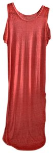 marked red Maxi Dress by Free People