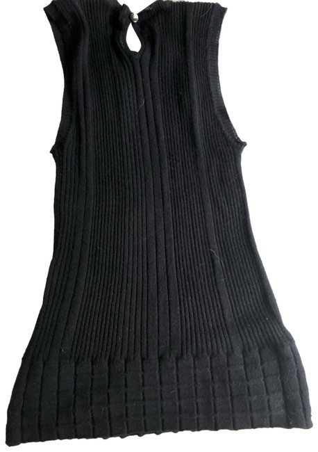 Chanel black Halter Top Image 1
