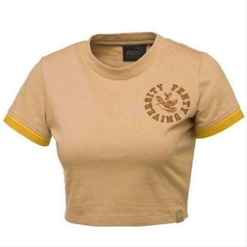 new concept fcce2 31221 Lark Cropped Vintage Tee Shirt