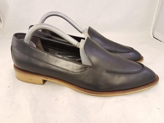 Everlane Modern Loafers Woman Size 8.5 Made In Italy black Formal Image 1