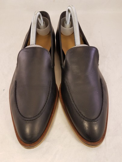 Everlane Modern Loafers Woman Size 8.5 Made In Italy black Formal Image 2