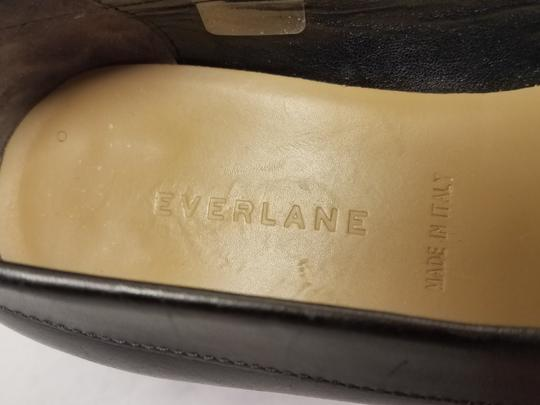 Everlane Modern Loafers Woman Size 8.5 Made In Italy black Formal Image 9